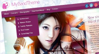 Pop theme no.4