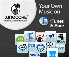 TuneCore.com - Music distribution to iTunes, Amazon MP3 and more!